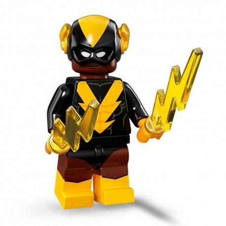 "LEGO Minifigure Batman 2º Série ""Black Vulcan"" 2018"