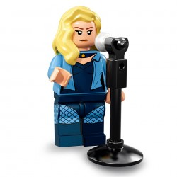 "LEGO Minifigure Batman 2º Série ""Black Canary"" 2018"