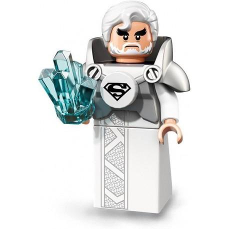 "LEGO Minifigure Batman 2º Série ""Jor-El"" 2018"