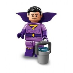 "LEGO Minifigure Batman 2º Série ""Wonder Twin Zan"" 2018"