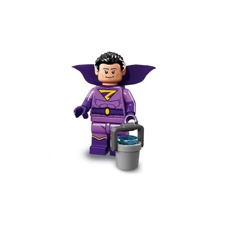 "LEGO Minifigure Batman 2º Série ""Wonder Twin Zan"" 2018"