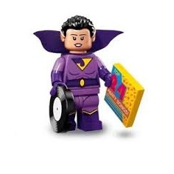 "LEGO Minifigure Batman 2º Série ""Wonder Twin Jayna"" 2018"