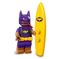 "LEGO Minifigure Batman 2º Série ""Vacation Batgirl"" 2018"