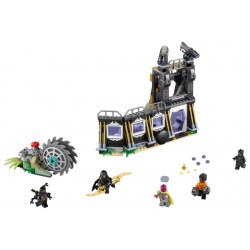 LEGO Super Heroes - Corvus Glaive Thresher Attack (416pcs) 2018