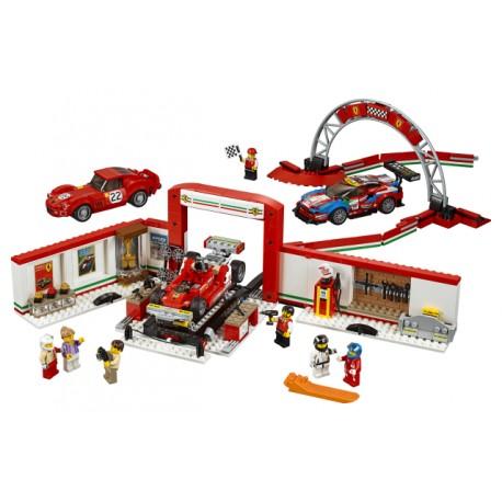 LEGO SPEED Champions - Ferrari Ultimate Garage (841pcs) 2018