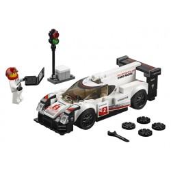 LEGO SPEED Champions - Porsche 919 Hybrid (163pcs) 2018