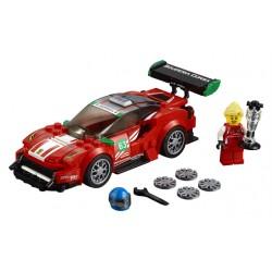 "LEGO SPEED Champions - Ferrari 488 GT3 ""Scuderia Corsa"" (179pcs) 2018"