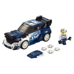 LEGO SPEED Champions - Ford Fiesta M-Sport WRC (203pcs) 2018