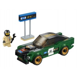 LEGO SPEED Champions - 1968 Ford Mustang (183pcs) 2018