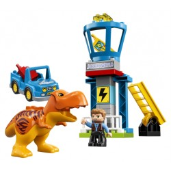LEGO DUPLO Jurassic World - Torre do T-Rex  2018