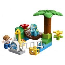 LEGO DUPLO Jurassic World -  Zoo de Dóceis Animais Gigantes!