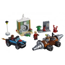 LEGO Juniors The Incredibles - Underminer Bank Heist (149pcs) 2018