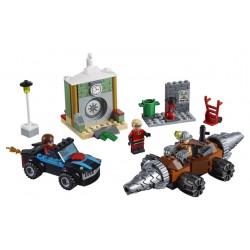 LEGO Juniors The Incredibles - Underminer Bank Heist (149pcs) 2018