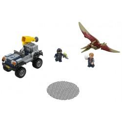 LEGO Jurassic World - Pteranodon Chase (126pcs) 2018