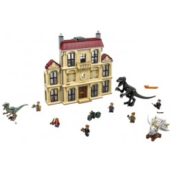 LEGO Jurassic World - Indoraptor Rampage at Lockwood Estate (1019pcs) 2018