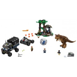 LEGO Jurassic World - Carnotaurus Gyrosphere Escape (577pcs) 2018