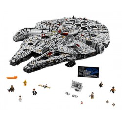 LEGO Semi-Exclusivo Star Wars - Millennium Falcon (7541pcs) 2017