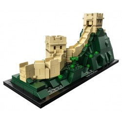 LEGO Architecture - Grande Muralha da China (551pcs) 2018