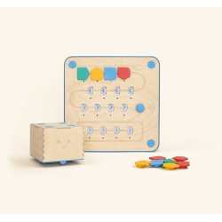 CUBETTO PLAY SET - New Edition International - PRIMO001B