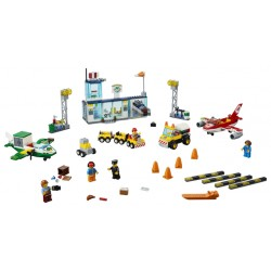 LEGO Juniors - City Central Airport (376pcs) 2018