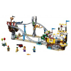 LEGO Creator - Pirate Roller Coaster (923pcs) 2018