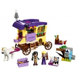 LEGO Disney - Rapunzel\'s Traveling Caravan (323pcs) 2018