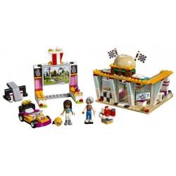 LEGO Friends - Drifting Diner (345pcs) 2018