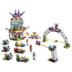 LEGO Friends - The Big Race Day (648pcs) 2018