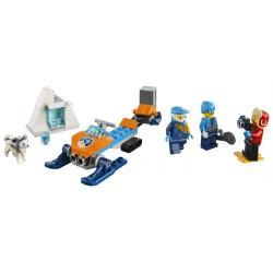 LEGO City - Arctic Exploration Team (70pcs) 2018