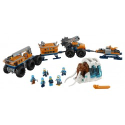 LEGO City - Arctic Mobile Exploration Base (786pcs) 2018