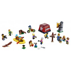 LEGO City - People Pack - Outdoor Adventures (164pcs) 2018