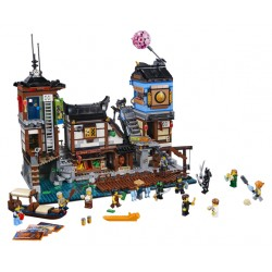 LEGO Ninjago - City Docks (3553pcs) 2018