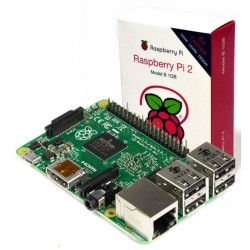 Robótica - Raspberry Pi 2 model B 1GB - E1002