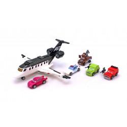 LEGO CARS - Fuga do Avião (339 pcs.)