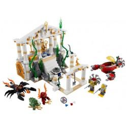 LEGO ATLANTIS - Cidade de Atlantis (686 pcs.) Descontinuado