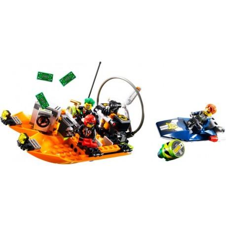 LEGO AGENTS - Assalto no Rio