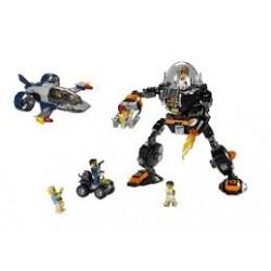 LEGO AGENTS - Ataque ao Robot
