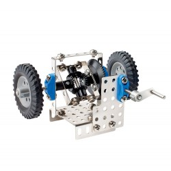 Eitech - Building construction - Gear Set+motor (250 pcs.) - 2018 - 00007
