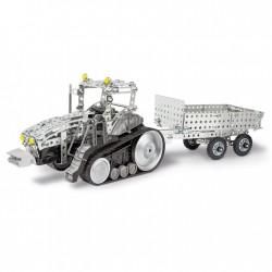 Eitech - Building construction - RC Tractor w. Trailer (350pcs) - 2018 - 00023