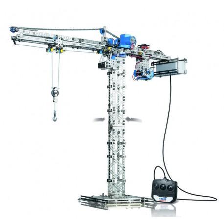 Eitech - Building construction - Advanced Crane Set (960 pcs.) - 2018 - 00035
