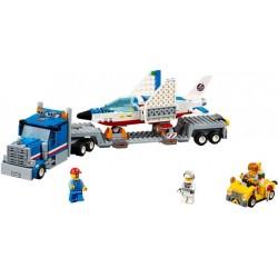 LEGO City - Transportador de Avião a Jato de Treino (448 pcs.) 2015