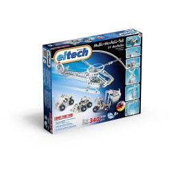 Eitech - Building construction - Multi-Modelle (340pcs) - 2018 - 00300