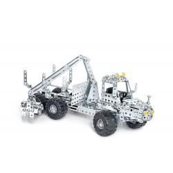 Eitech - Building construction - Set Forestry Vehicles (500pcs) - 2018 - 00305