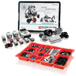 LEGO EV3 - Robotics Set, with Software and Lithium Battery (INT) 2018