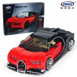Xingbao MOC Creator - Bugatti (859pcs) XB03009