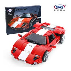 Xingbao MOC Creator - Ford GT (919pcs) XB03011