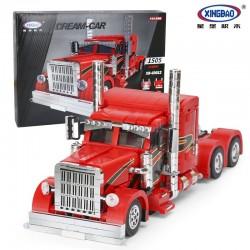 Xingbao MOC Creator - American Monsters Truck Speed Build (1505pcs) XB03012