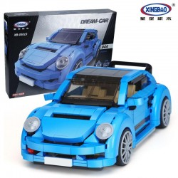 Xingbao MOC Creator - Blue Beetle (944pcs) XB03015