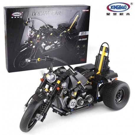 Xingbao MOC Creator - Heavy Motorbike (853pcs) XB03012