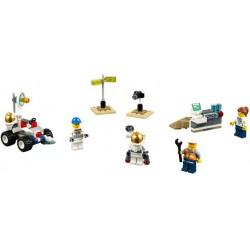 LEGO City - Primeiro Conjunto Espacial (107 pcs.) 2015